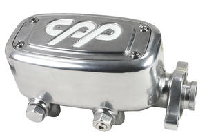 "1964-1977 Grand Prix Master Cylinder, MCPV-1 All-In-One 1-1/8"" Bore, by CPP"