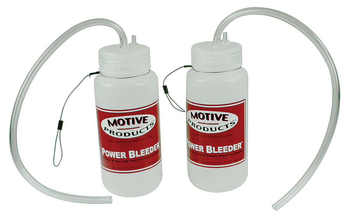 Photo of Brake Bleeding Catch Bottles