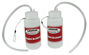 1963-76 Riviera Brake Bleeding Catch Bottles