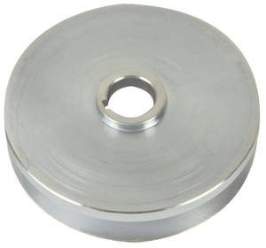 1966-1966 Chevelle Alternator Pulley, Deep Groove
