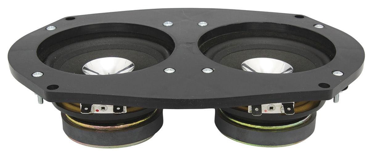 Photo of Dash Speaker, Standard w/factory mono speaker, 40 watts