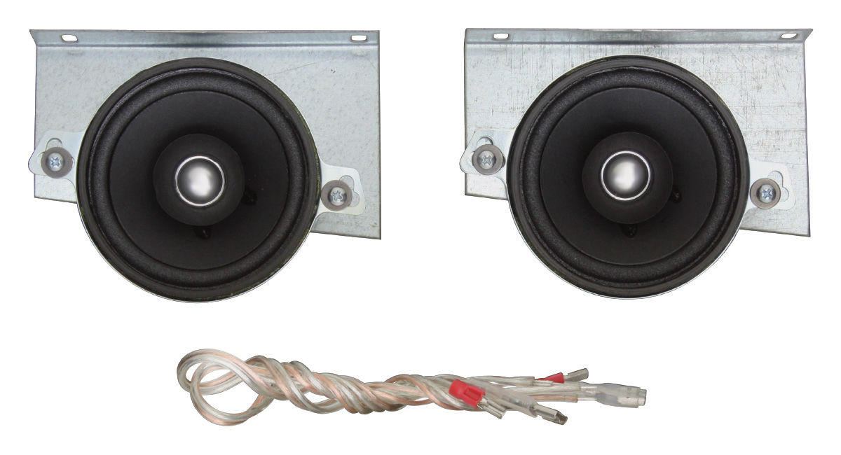 Photo of Dash Speaker, Kenwood (with Factory Stereo Speakers)