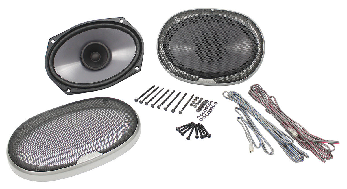 Photo of Stereo Speakers - Kenwood (2-Way, 200 Watts)