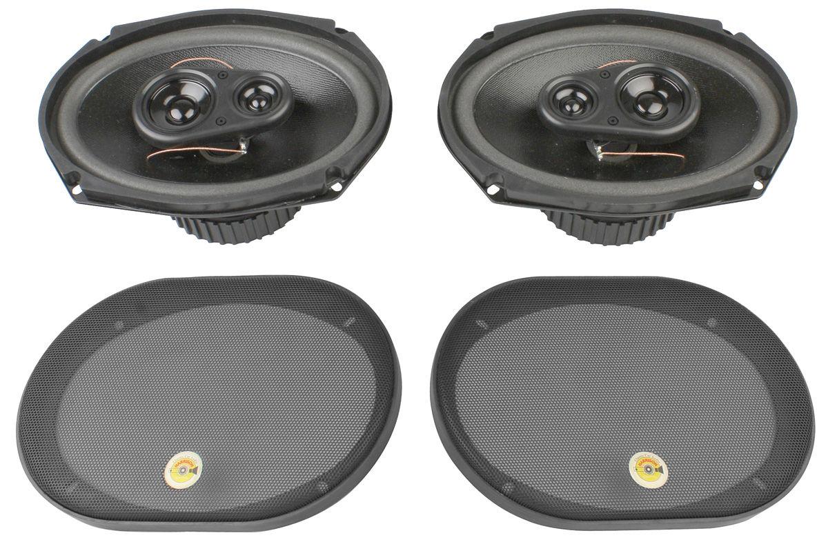 Photo of Stereo Speakers 3-way, 120 watts