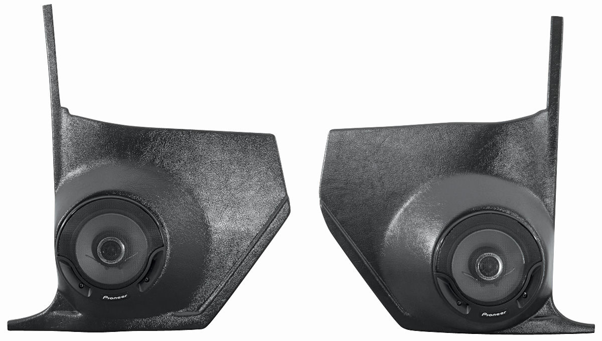Photo of Kick Panels w/Speakers, Reproduction w/o AC