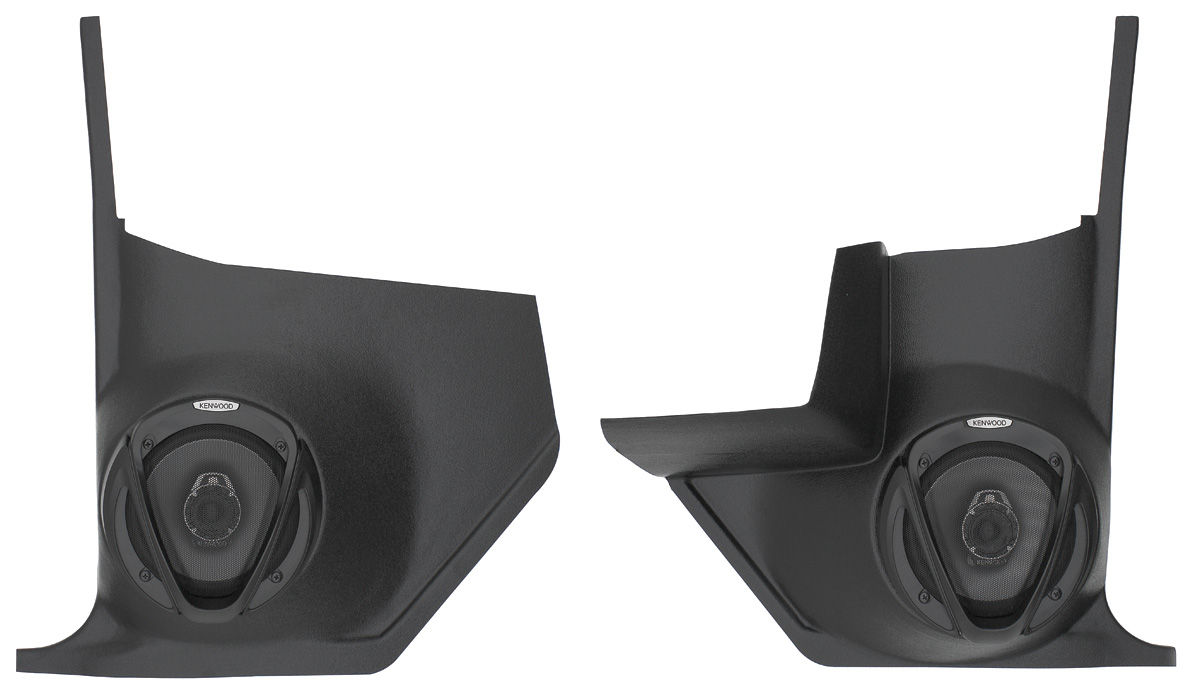 Photo of Kick Panels w/Speakers, Reproduction w/AC