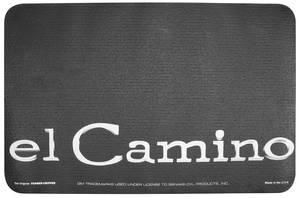 1978-1987 El Camino Fender Gripper El Camino