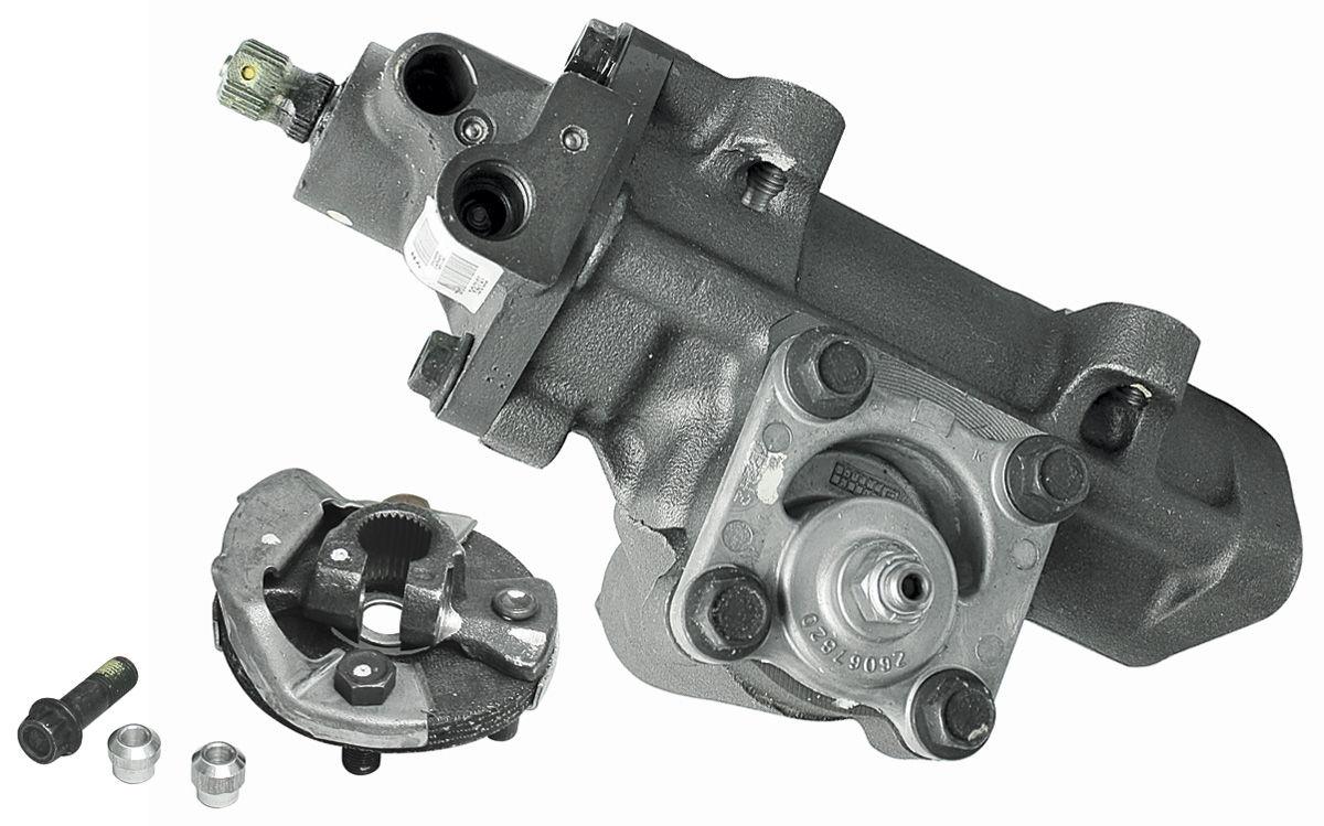 Photo of Steering Gearbox, Delphi Power raw, 14:1