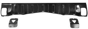 1964-67 El Camino Under-Bed Panel Divider Panel (Forward Most Panel, Closest To the Cab) (3-Piece)