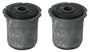 1965-70 Control Arm Bushing, Front Bonneville and Catalina (Standard) Upper w/Shafts, by Kanter