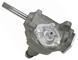 1964-76 Grand Prix Steering Gearbox, Delphi Manual