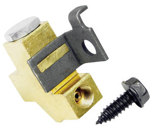 El Camino Brake Hold-Off Valve, 1970 Disc Rear