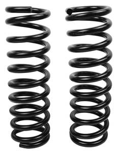 "1964-67 El Camino Coil Springs, Low Profile Front 1"", Big Block"