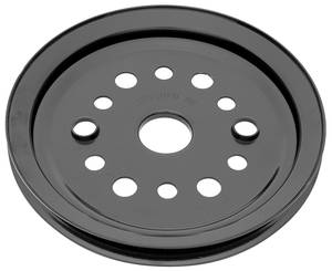 El Camino Crank Pulley, 1964-68 Small-Block Single Groove