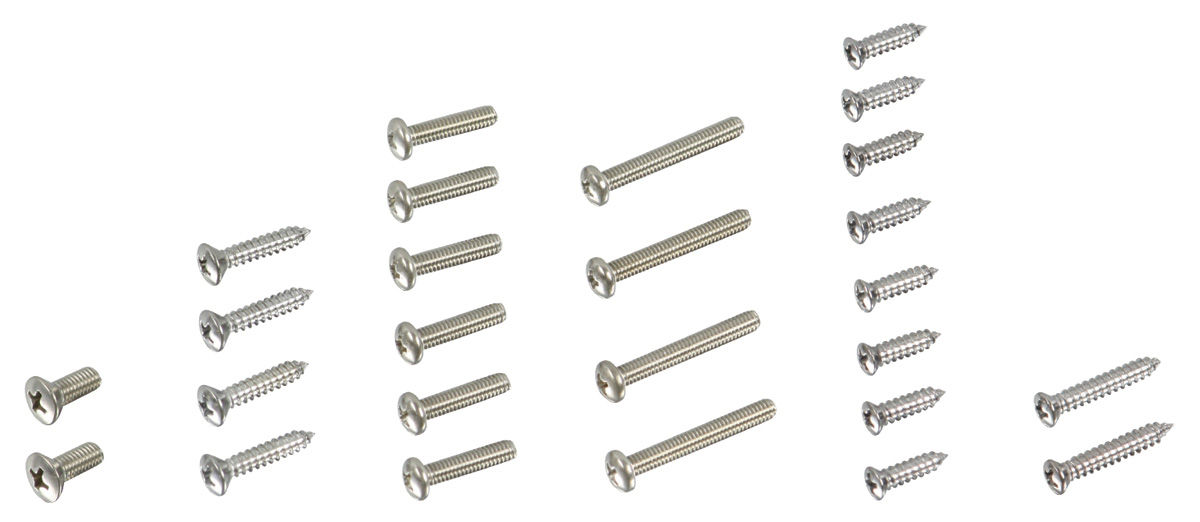 exterior screw sets  chevelle fits 1965 chevelle   opgi com