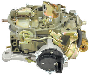 1964-1977 Chevelle Carburetor, Streetmaster Quadrajet Big Block, Stage II – 750 CFM, by SMI