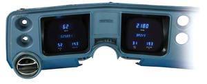 1968 El Camino Digital Instrumentation Conversion