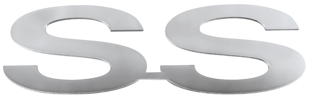 Photo of Engine Number Emblem, Stainless Steel SS