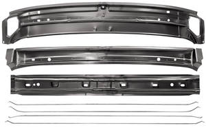 1970-72 Roof Brace Assembly Chevelle