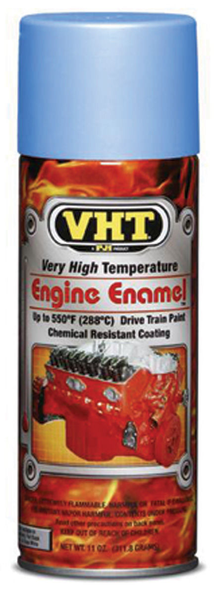 Photo of High-Temperature Engine & Drivetrain Paint aluminum NU cast, 11-oz.