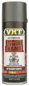 High-Temperature Engine & Drivetrain Paint - Cast Iron (NU CAST), 11-oz.