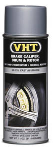 1961-73 GTO Brake Caliper & Drum Paint Cast Aluminum, 11-oz.