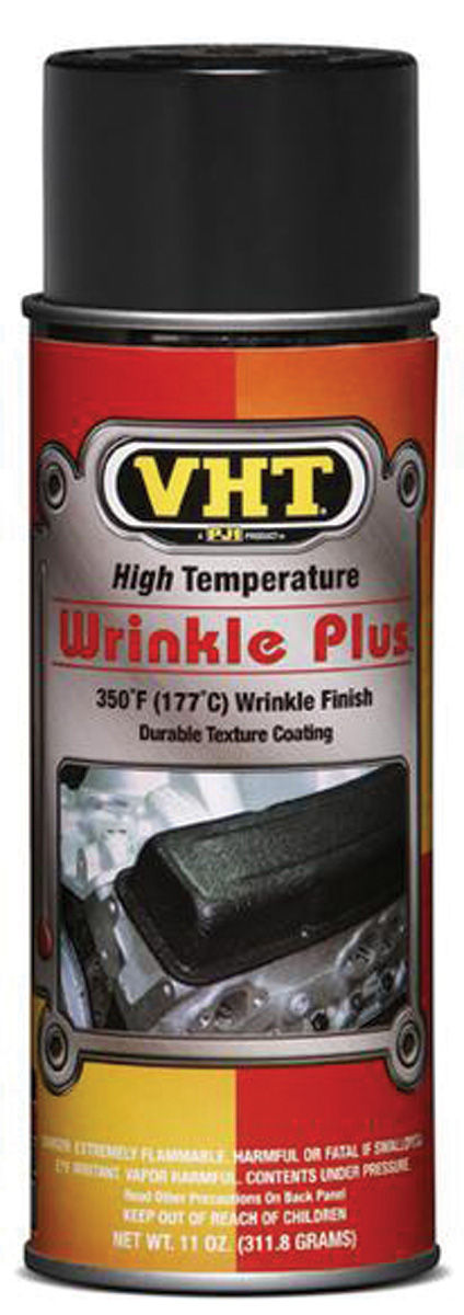 Photo of Wrinkle Plus Paint black - 11-oz.