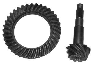 "1970-1972 Monte Carlo Differential Gear Set 8.2"" 10-Bolt - 3.08"