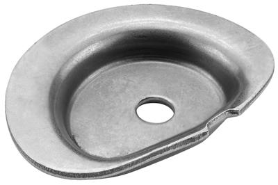 Chevelle Coil Spring Retainer, 1964-66 Rear