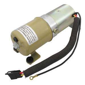 1964-66 Skylark Convertible Top Pump Motor Assembly 4-Hole
