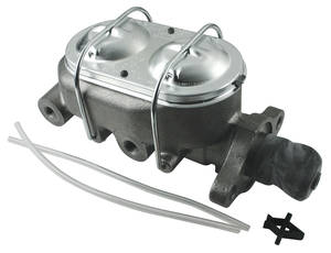 "1964-66 El Camino Master Cylinder, Disc Brake Replacement for 9"" Booster"