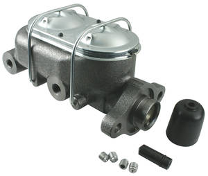 "1967-72 LeMans Master Cylinder, Disc Brake Replacement for 11"" Booster"