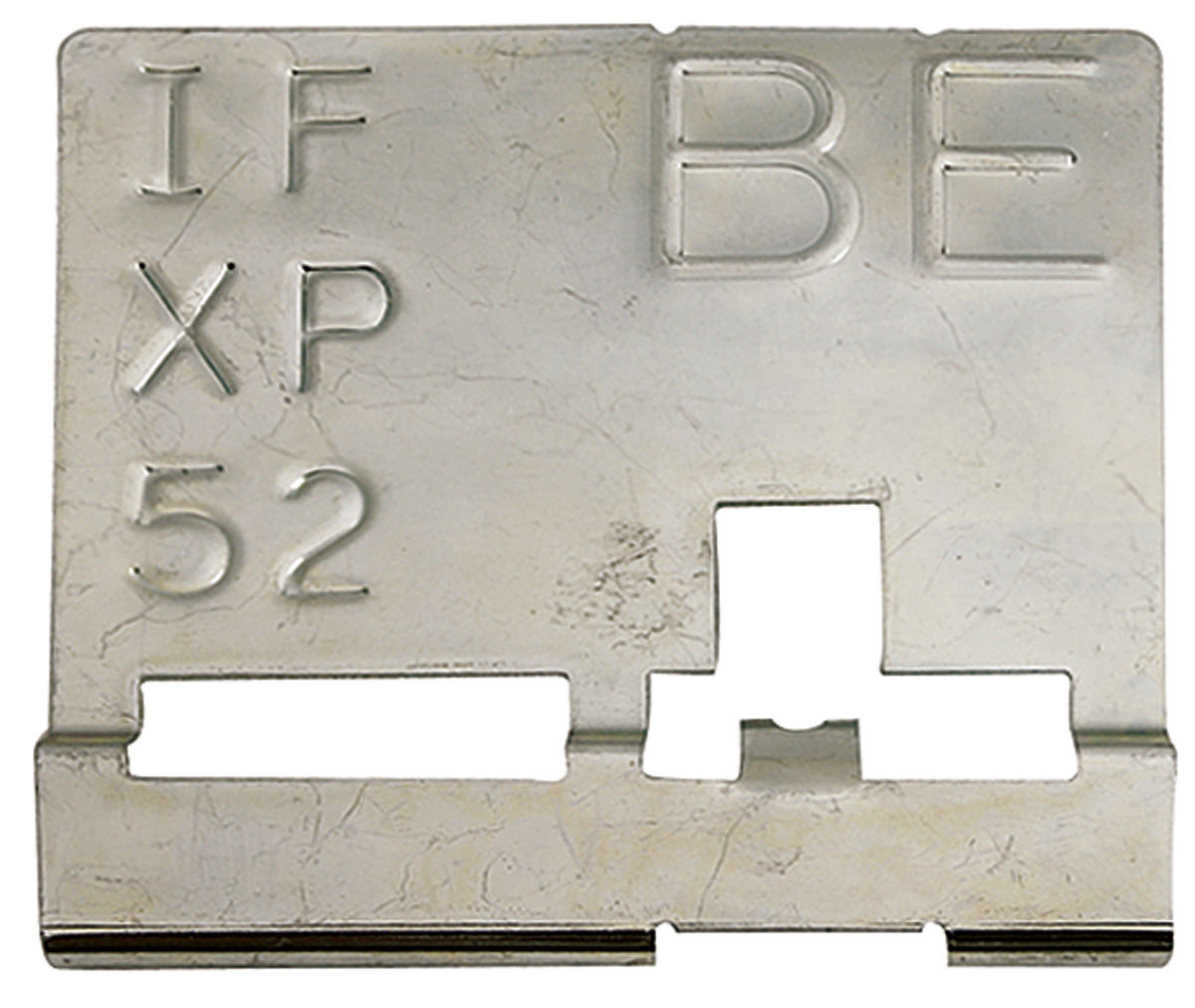 "Photo of Radiator Identification Tag Automatic Transmission (LS5/LS6) Standard Cooling - ""BR"""