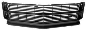 Chevelle Grille, 1971 Center SS (Black), by RESTOPARTS