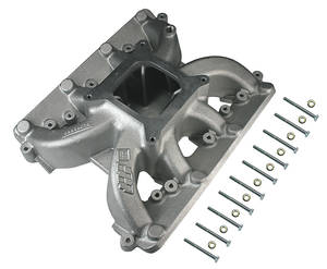 1964-77 Chevelle Intake Manifold, Gen III Aluminum Intake