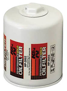 1964-73 Tempest Oil Filter, Wrench-Off 6-Cyl. Standard