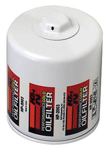 1961-73 Tempest Oil Filter, Wrench-Off V8