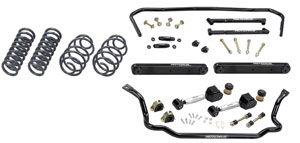 1964-66 GTO Total Vehicle Systems Handling Package Stage I 455, Extreme