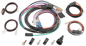 1969 Chevelle Tachometer & Gauge Wiring Adapter Harness