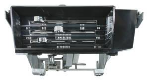 El Camino Heater Control Assembly, 1966-67