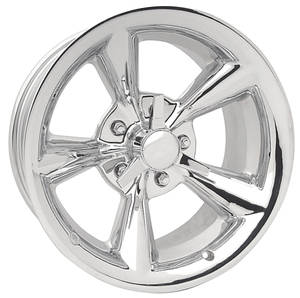 "1978-1988 El Camino Wheel, TQ Rod 17"" X 8"" (B.S. 4-1/4"")"