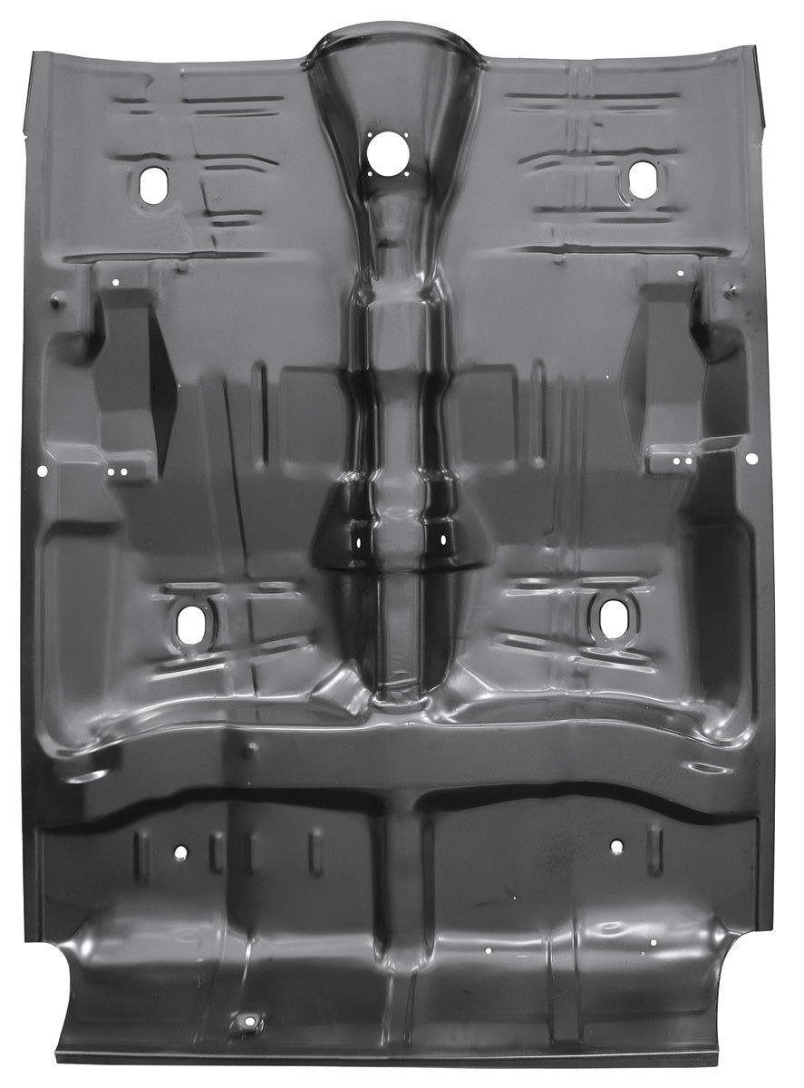 1964 67 Floor Pan Complete Chevelle W O Braces W O