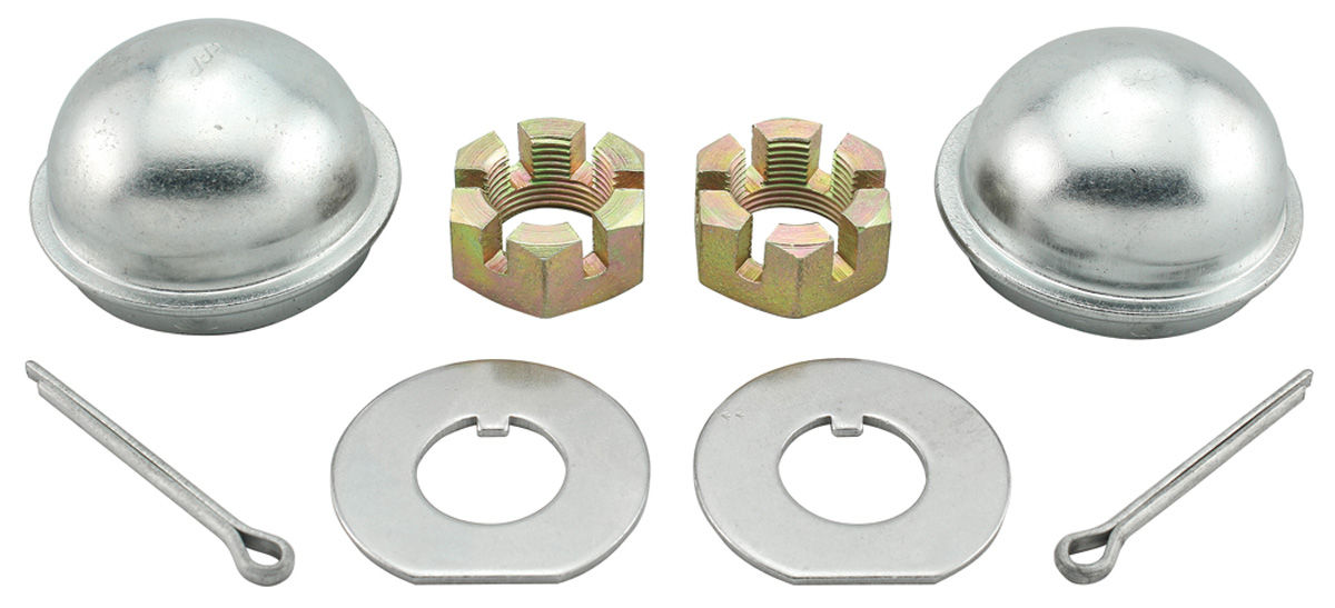 Photo of Tempest Spindle Nut & Cap Kit