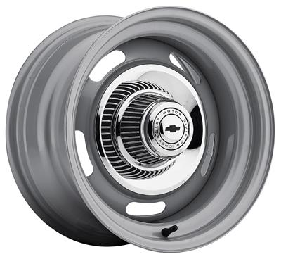 "1978-1988 El Camino Wheel, Painted Rally 15"" X 8"" (B.S. 4-1/4""), by U.S. Wheel"