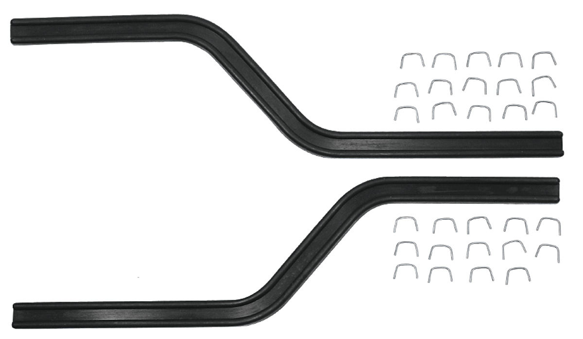 Photo of Fender-To-Cowl Seals, Inner