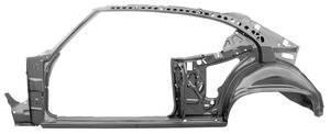 1969-1969 Chevelle Frame & Door Frame Assembly Chevelle