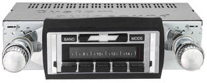 1966-1967 El Camino Stereo, Custom Autosound USA-630