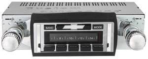 1966-67 El Camino Stereo, Custom Autosound USA-630