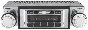 1968 Chevelle Stereo, Custom Autosound USA-630