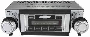1969-72 El Camino Stereo, Custom Autosound USA-630